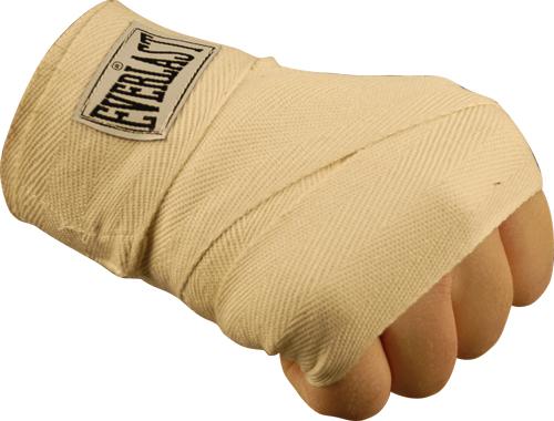 Боксерский бинт своими руками